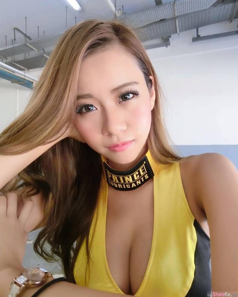 大马女模Qi Qi Lee,惊人上围性感迷人