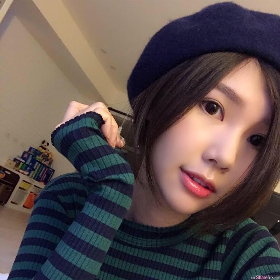 台湾正妹Cherry Wei超美脸蛋网友贊:神精緻