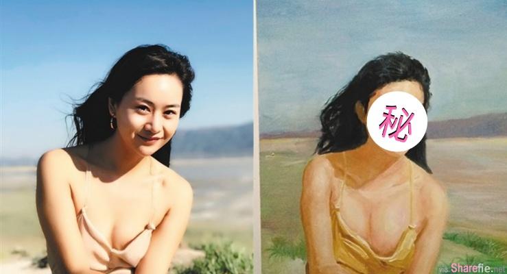 22岁女生订制油画当生日纪念,结果收到「50年后的她」