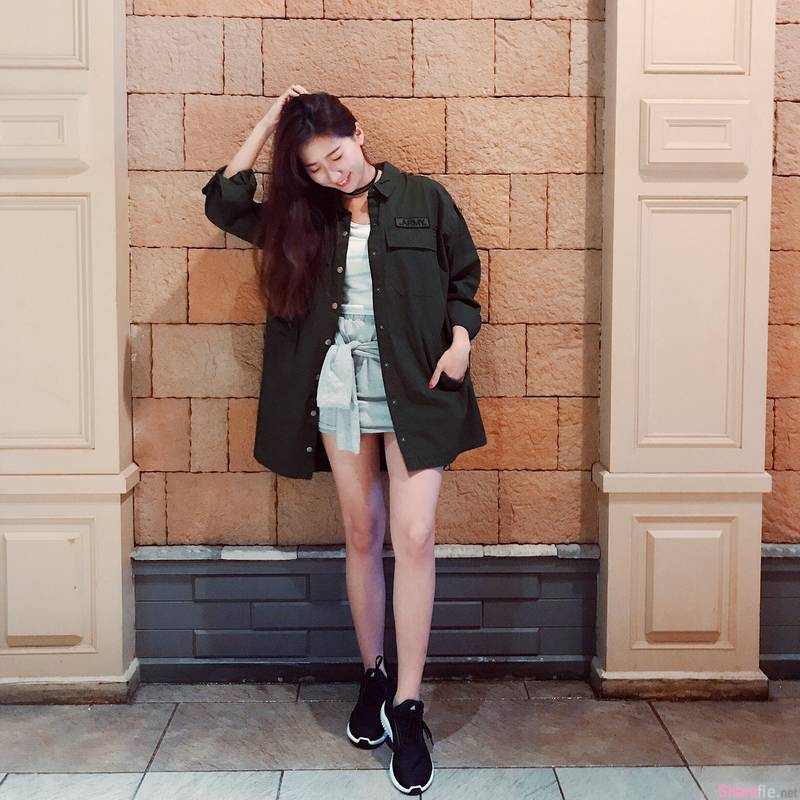 台湾正妹Mita游游,甜美到让人忘了原来她身材也很棒