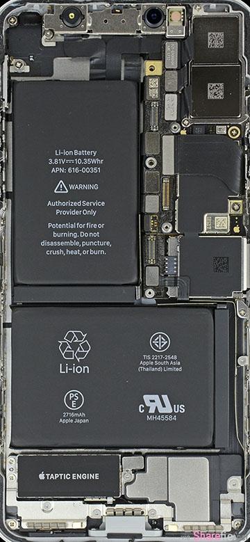 用这1招iphone X变透明,刘海也消失