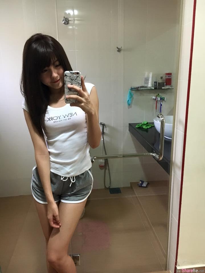 大马正妹韩晓嗳,大秀舞技电动小马达,网友:好会摇