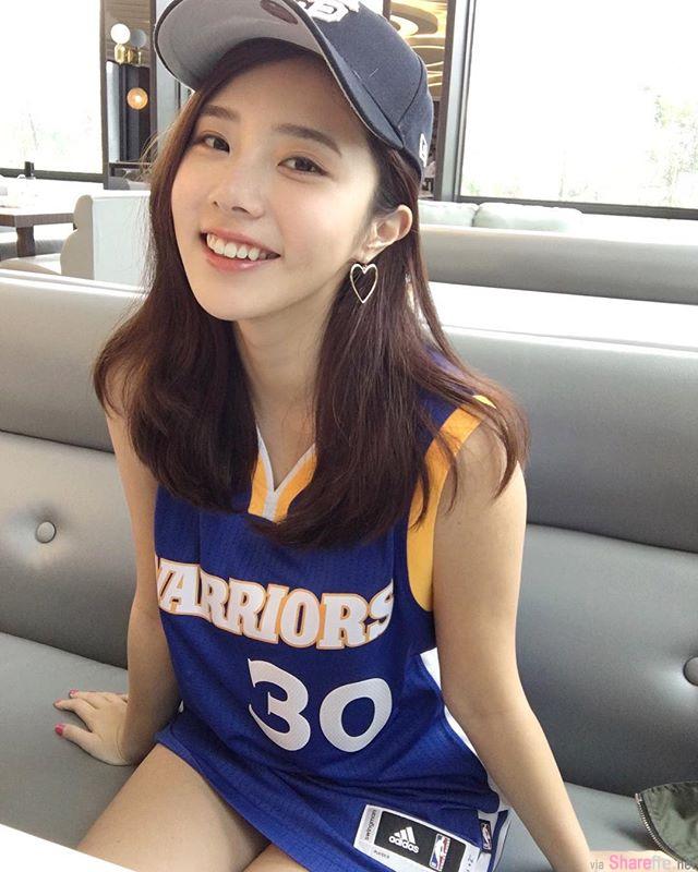 台湾正妹Zora Chen,甜美气质,网:爱死妳的笑容