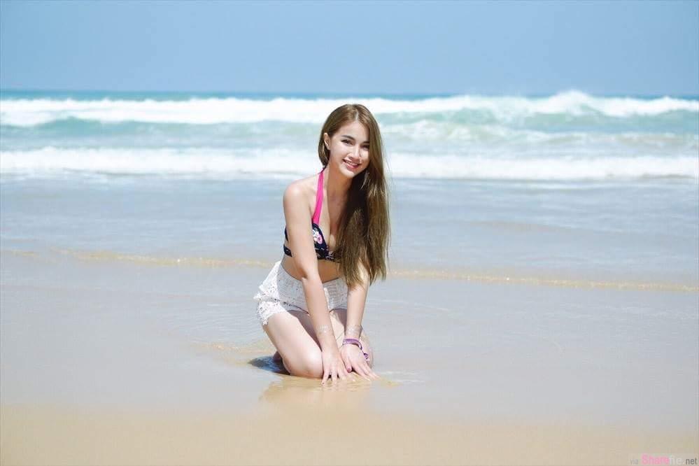大马顶级正妹Lena Mia,热爱旅游,热爱生活