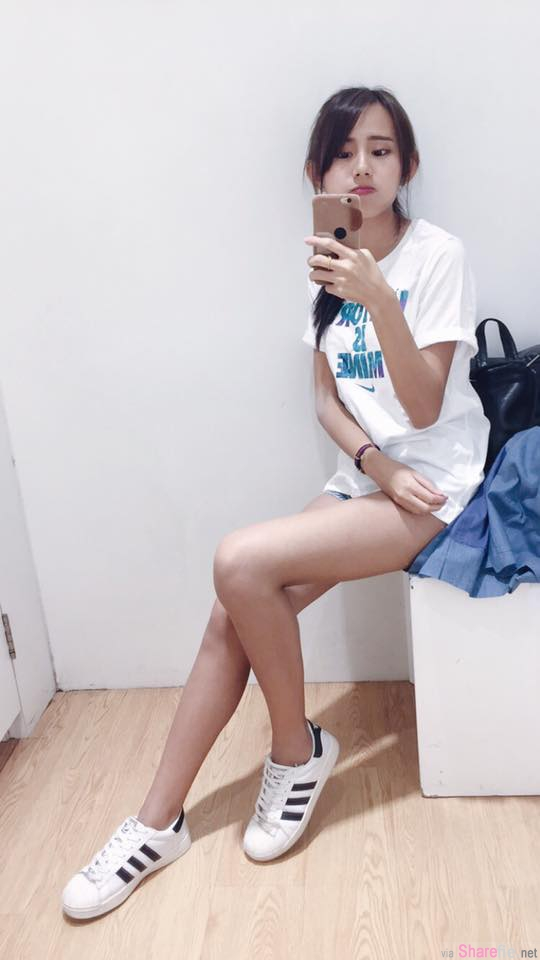 大马正妹Lee Shi Wei,清新可爱的小女孩