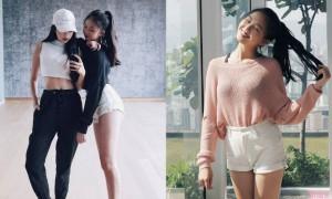 大马正妹Jowei Tng,逆天长腿翘臀超可爱