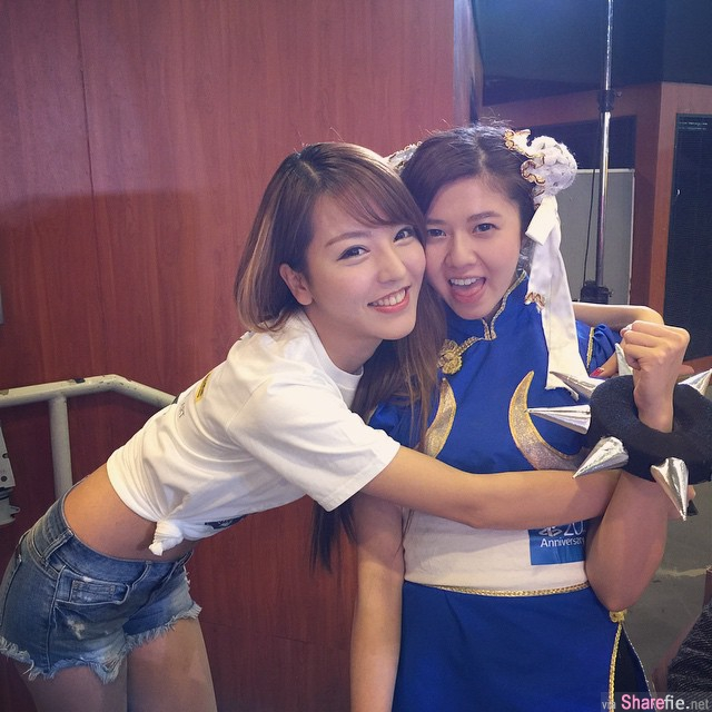 香港正妹Vivi Tam,比基尼藏不住的美好