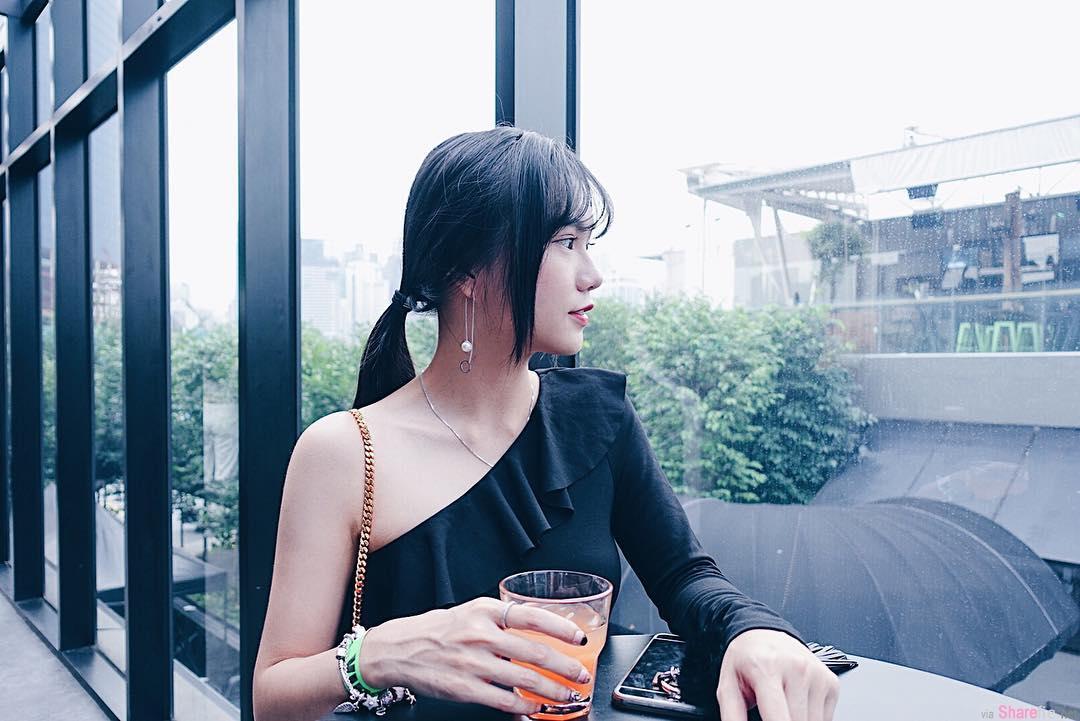 大马正妹Shuyeee,小清新甜美可人