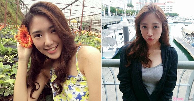 大马正妹Jingle Xuan ,像花儿一样甜美