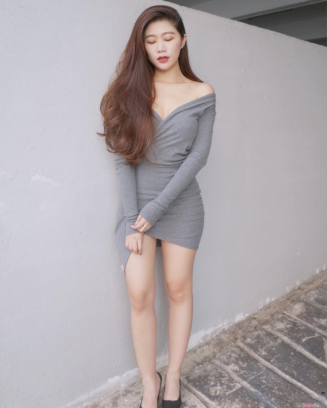 怡保正妹Chienwei,最强S曲线