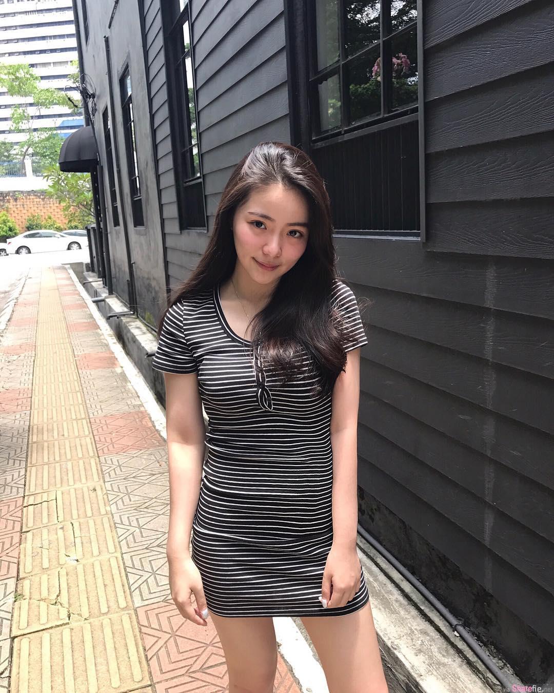 大马正妹JANICE陈依婷,气质女神