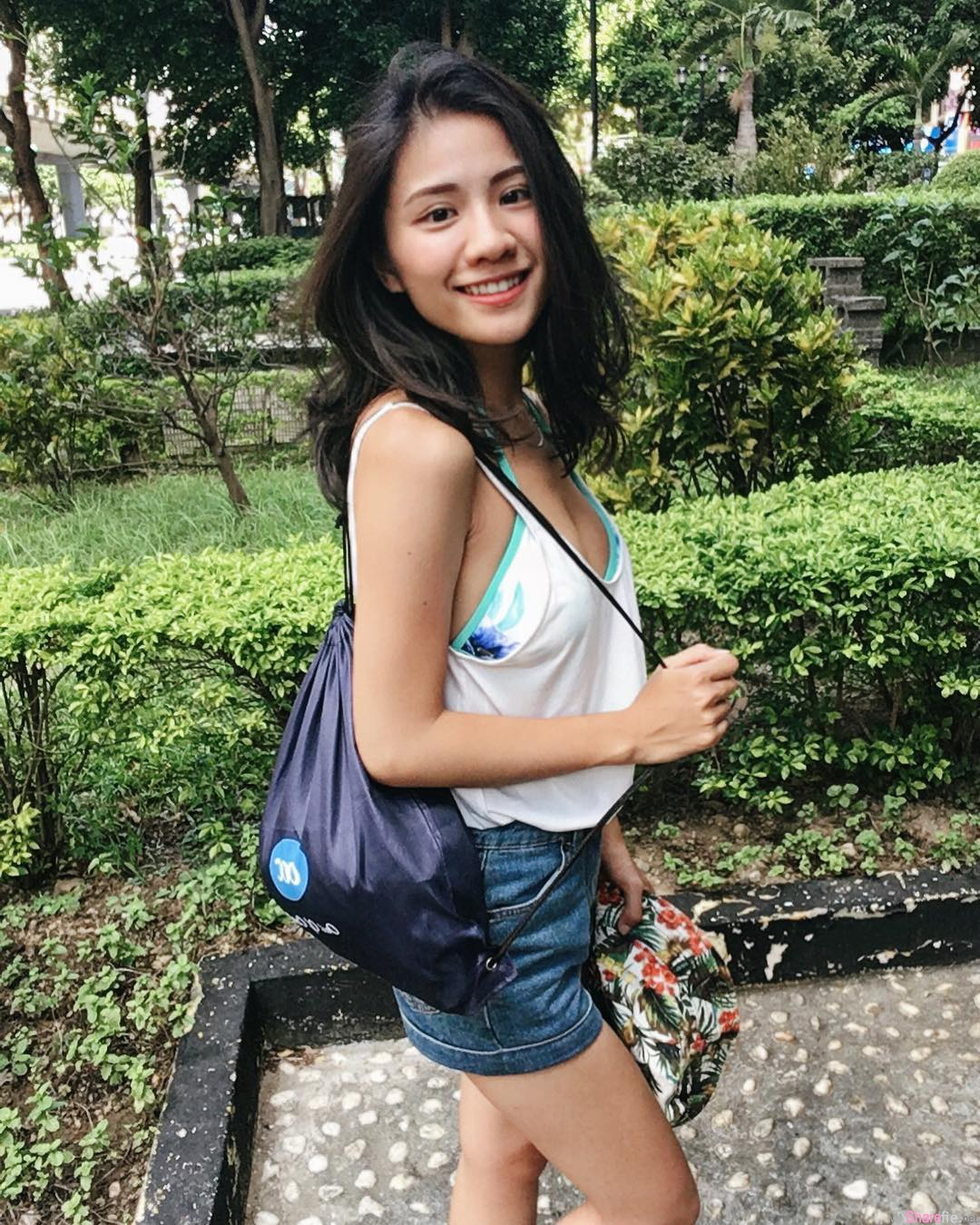 台湾正妹Susannah,阳光小清新