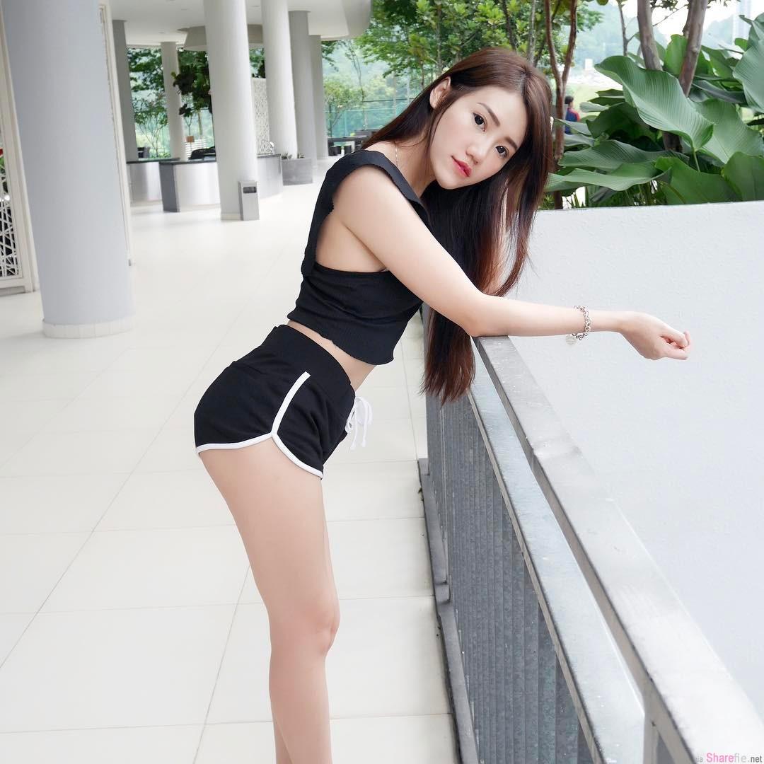 大马KL正妹Michelle Tan,曼妙性感身材让人欲罢不能