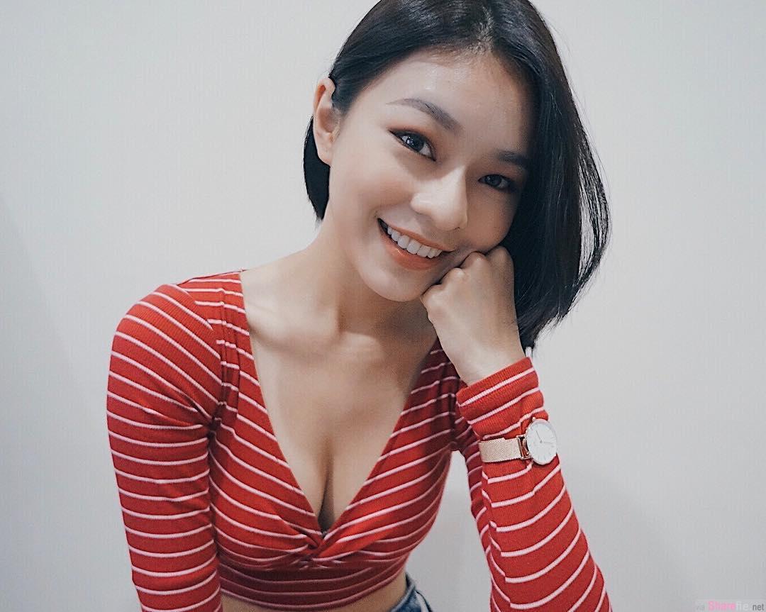 大马正妹Coco Tan , 气质型电眼美女
