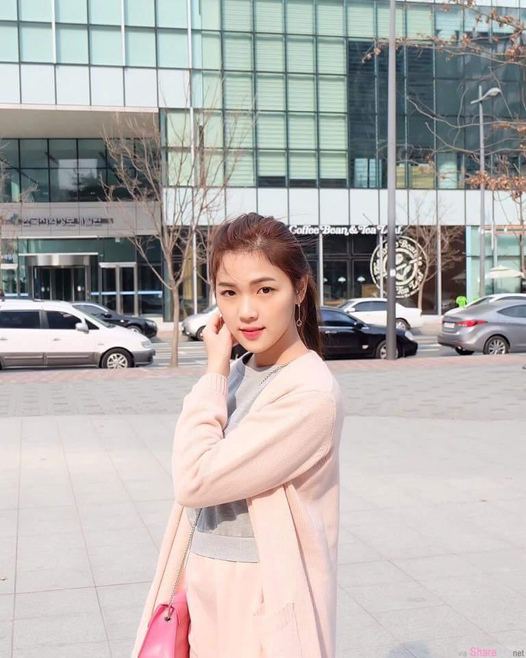 大马正妹Xiiao Yee嘉伊,与港女星合照,网友惊:做么你比她美的?