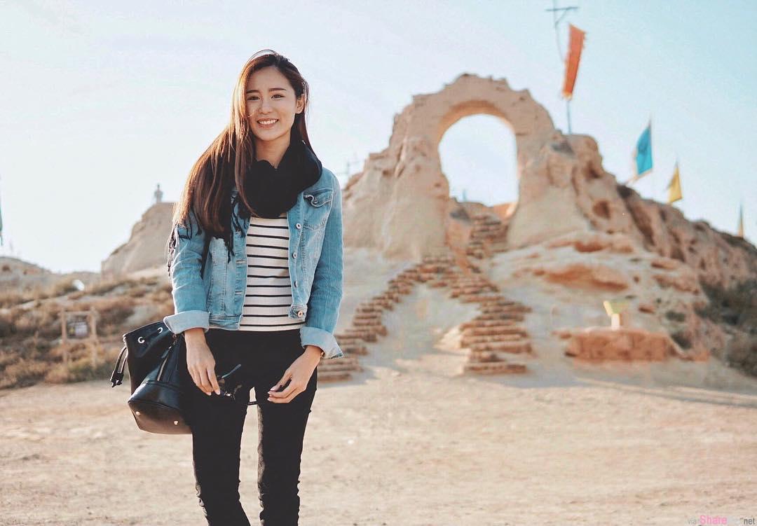 大马旅游正妹Wander Chu,带你环游世界