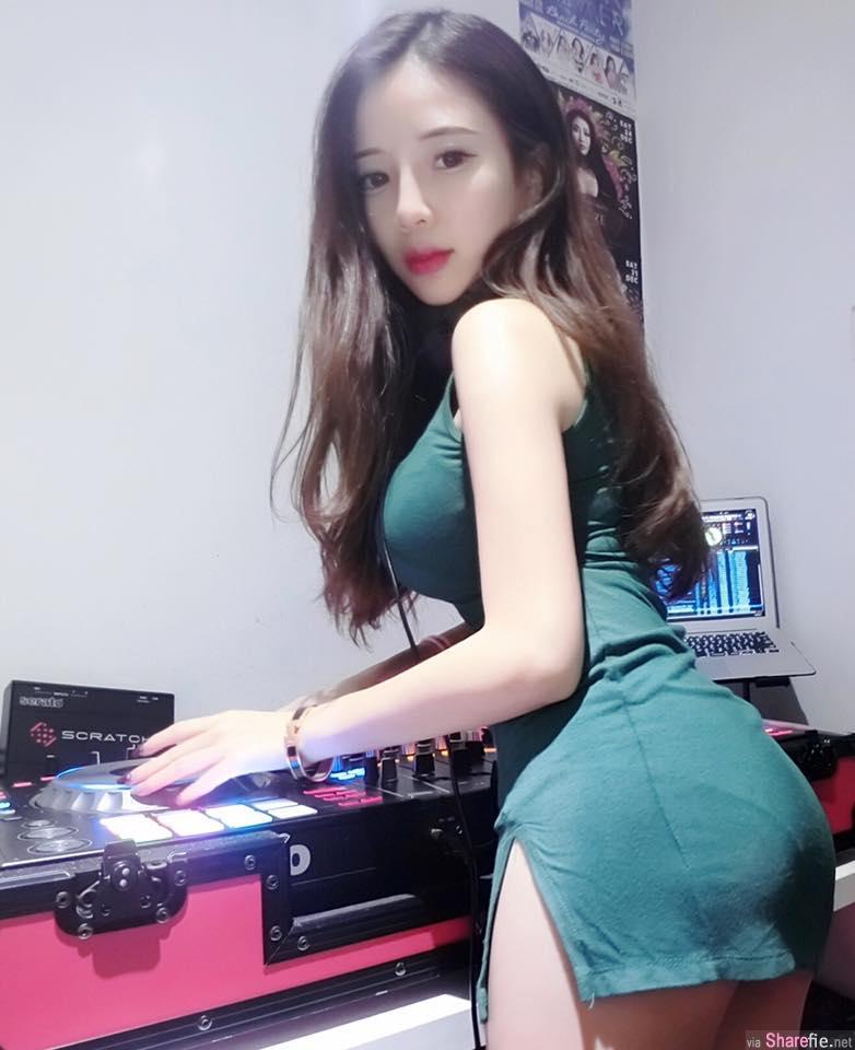 正妹Amber Na泡温泉,极致「S曲线」辣死网友
