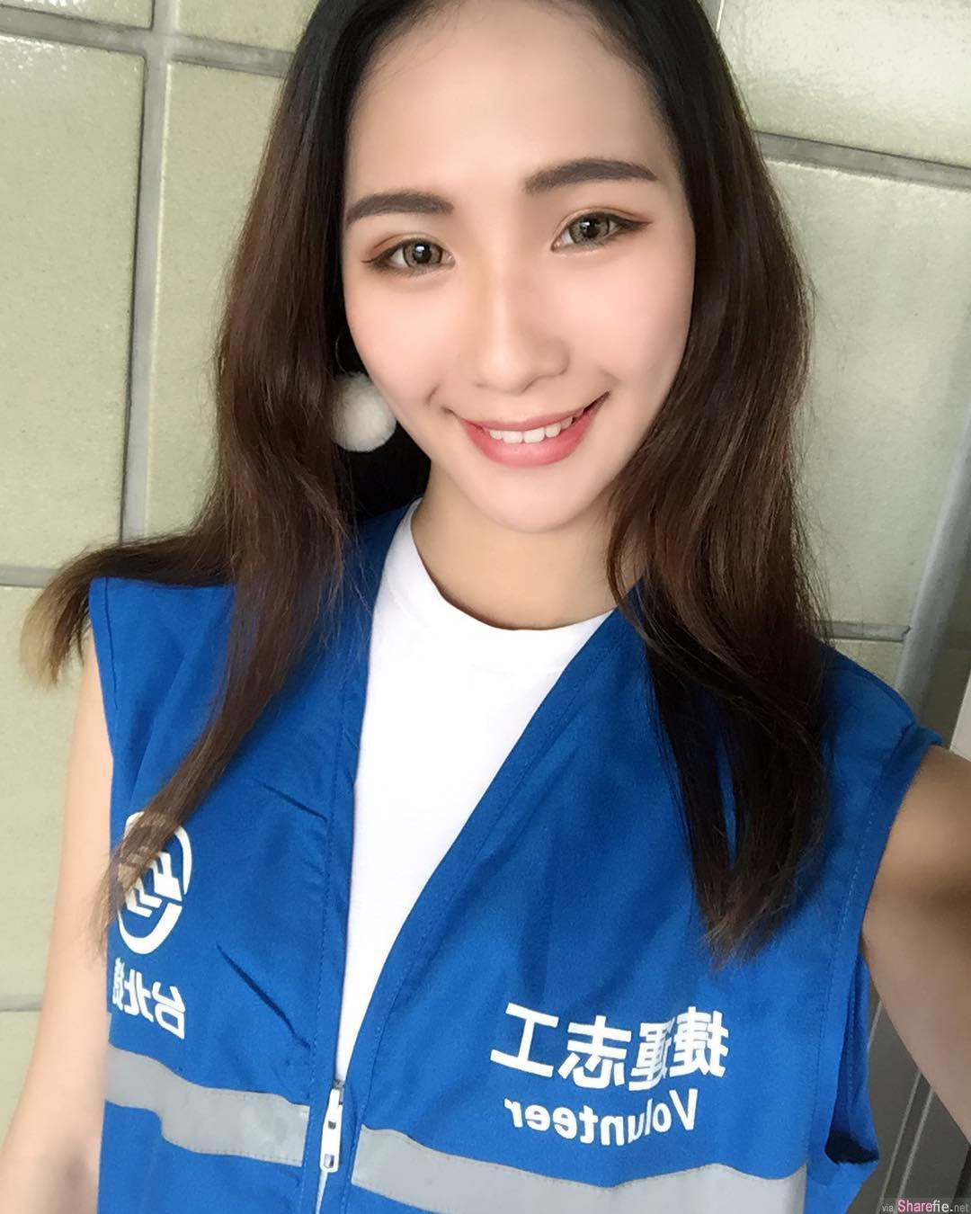 台湾正妹小猫Vivan,难以抗拒的傲人身材