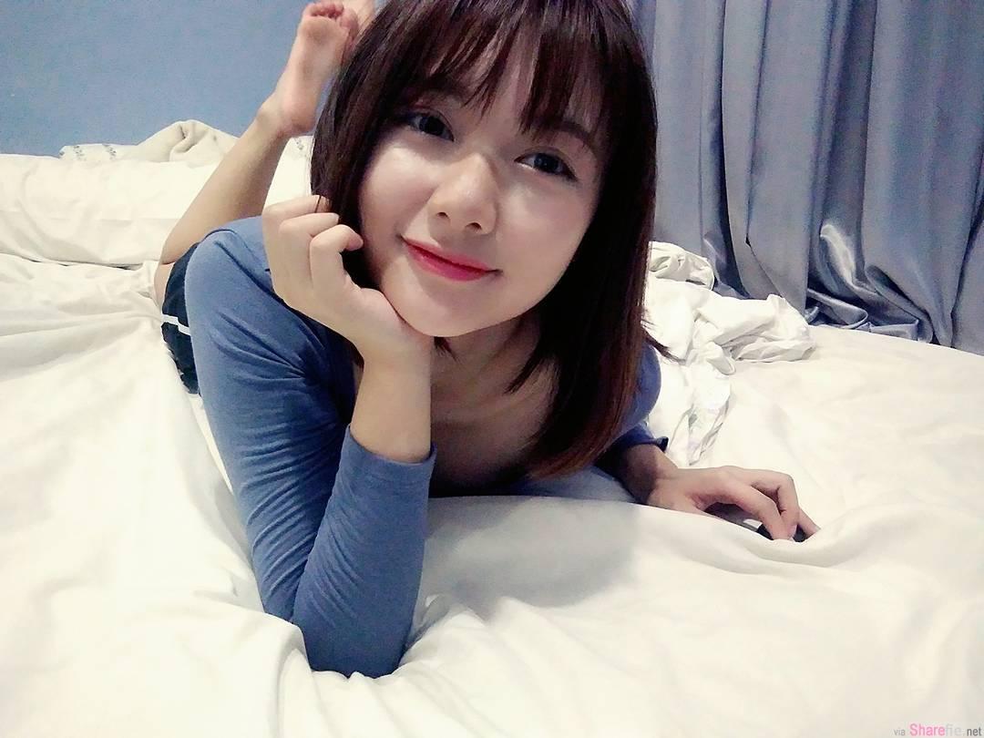 大马正妹Qing,性感撩人吓坏网友