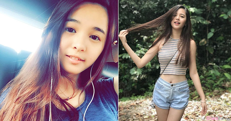 大马森林女孩Windy Lim,甜美可爱