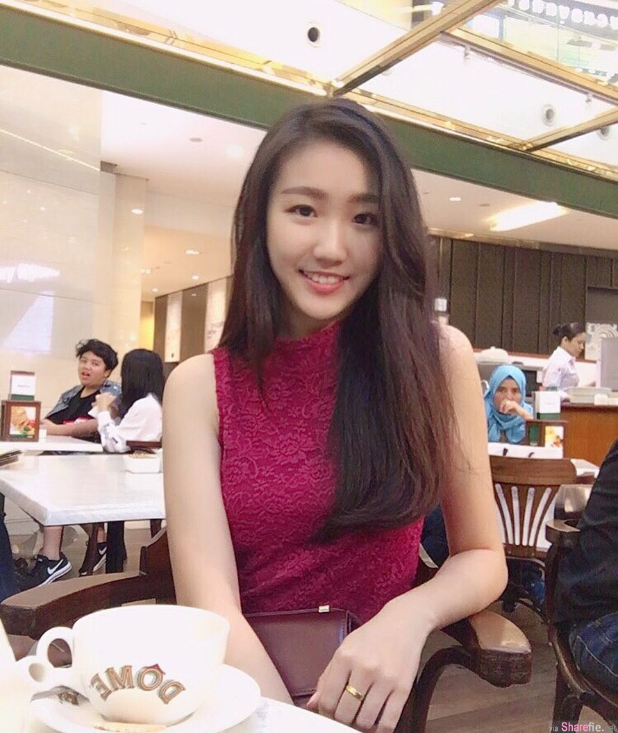 大马正妹Yonnie Yoong,神似四叶草
