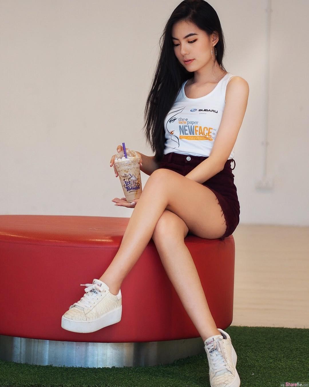 正妹Natalia Yen,性感小野猫
