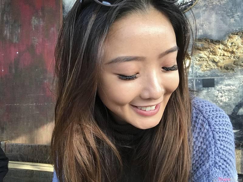 新加坡正妹Cheryl Yao,清新甜美