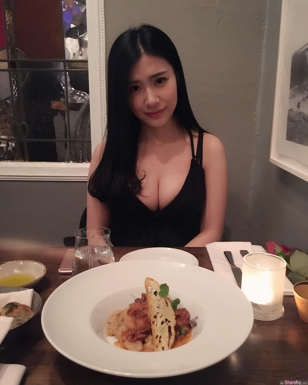 香港正妹Carmen,乳量惊人
