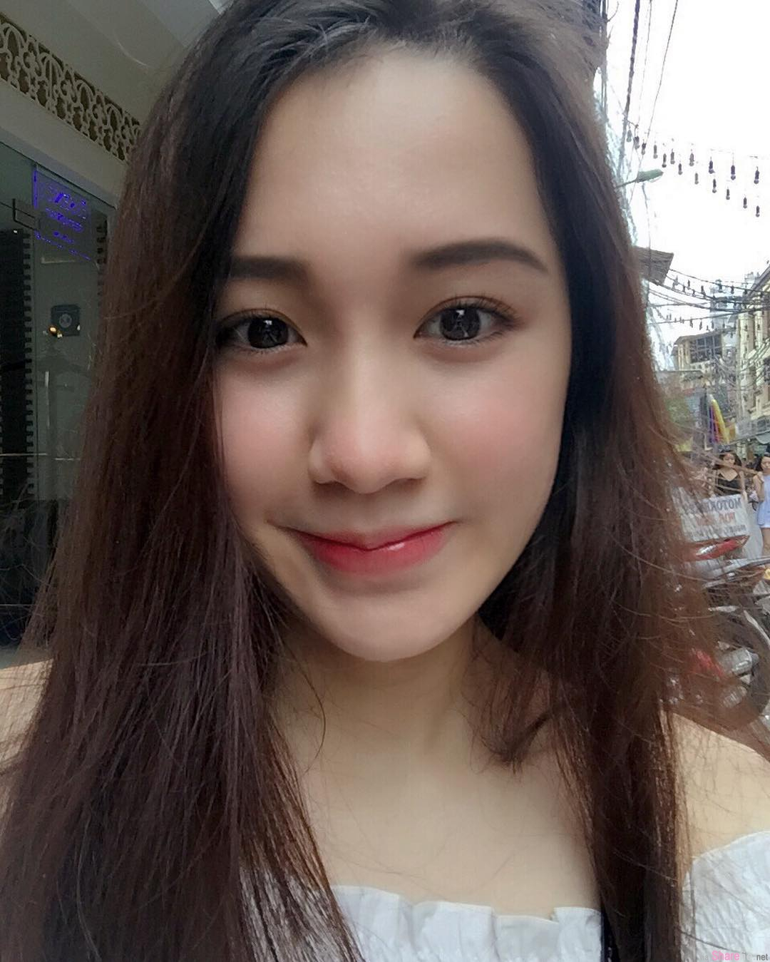 越南微笑正妹Ketmany Sivilay