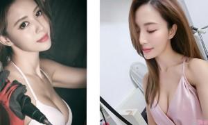 性感女模江雨恩