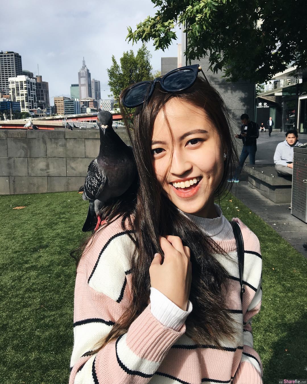 大马IG正妹Michelle Lee,甜美迷人