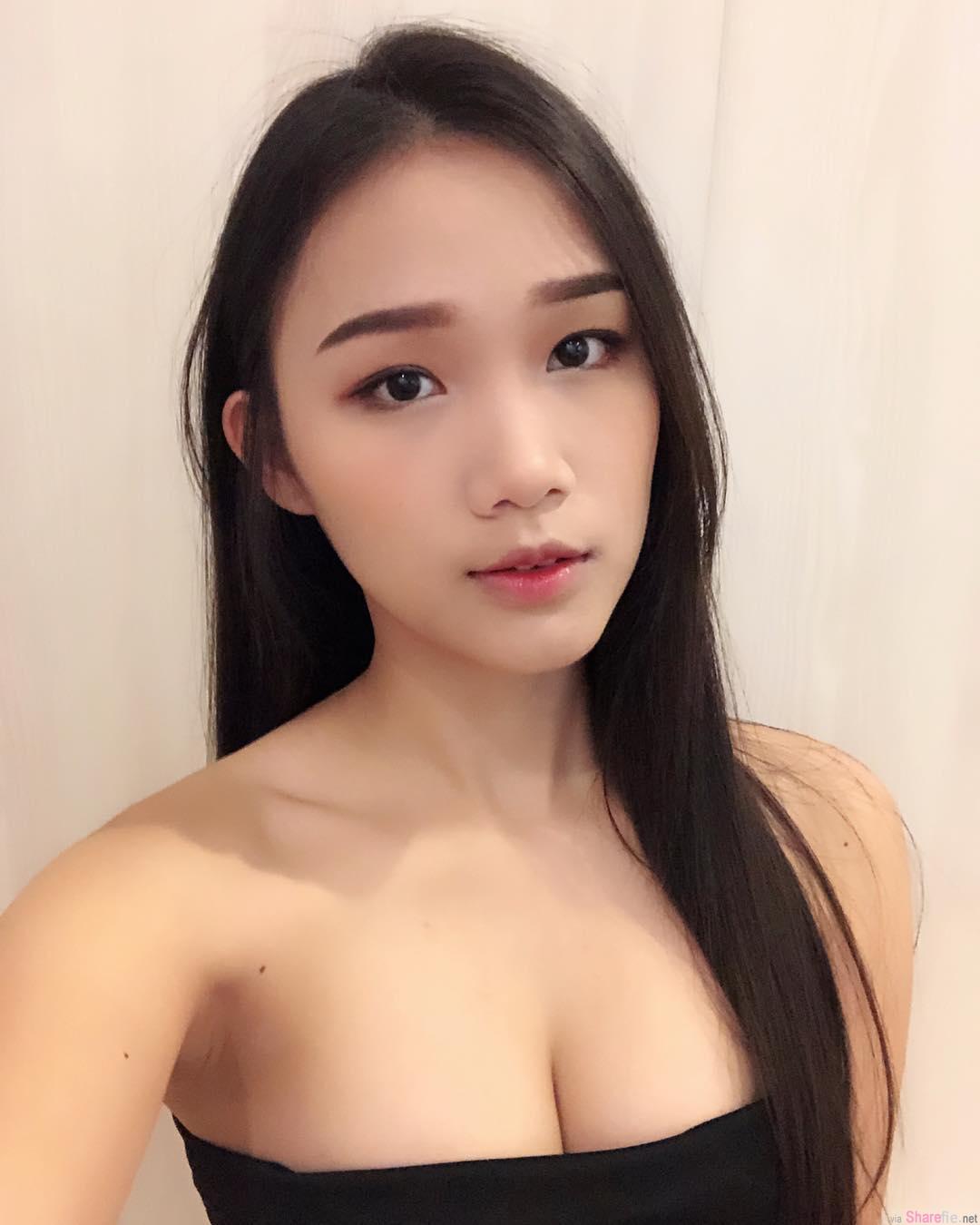 大马正妹Angel Chin,新年穿超美旗袍全家合照正翻网友