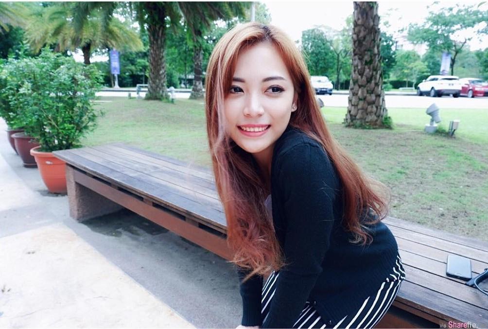 大马正妹Linda Lim,她做了每个男生梦寐以求的东西
