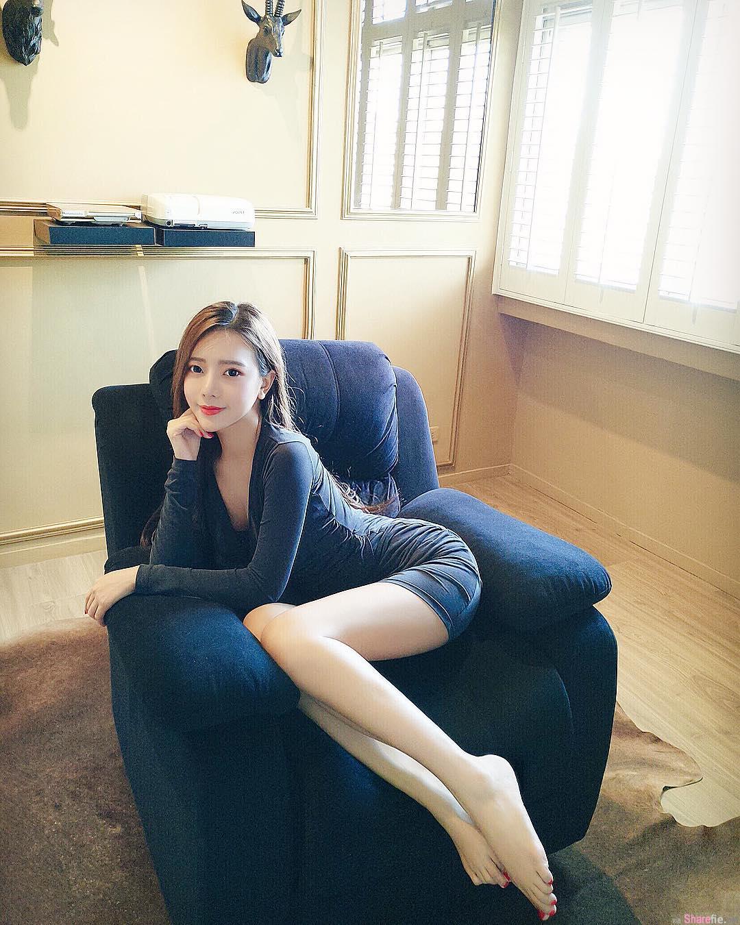 超兇正妹Iris霍萱,比基尼展现好身材