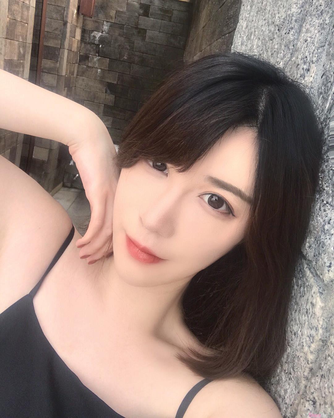 上海正妹Sharon,白皙迷人