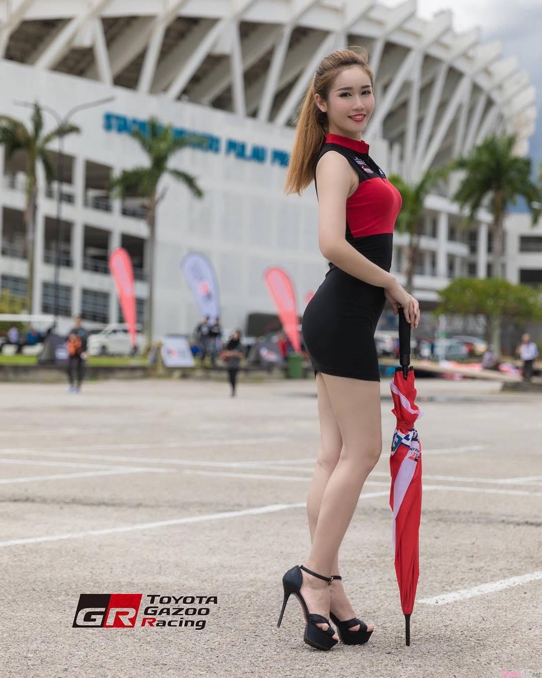 大马棉花糖女孩 Wan Li,迷人微笑电死人