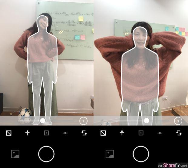 男友救星!这个App能让男友轻松拍下女友想要的取景角度