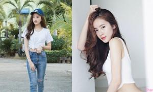 泰国清新正妹Ariya K,让人无法招架的可爱又性感
