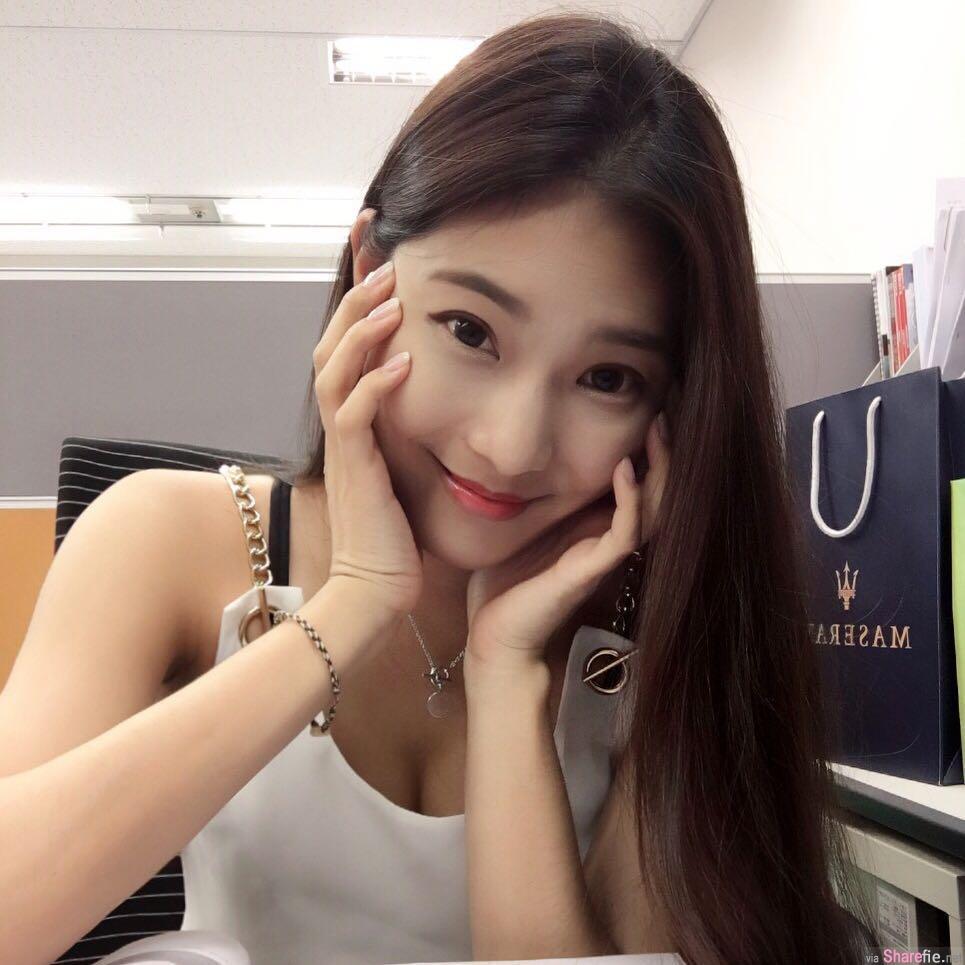 文化大学超正法律博士郑小奈,网友:想当她同学