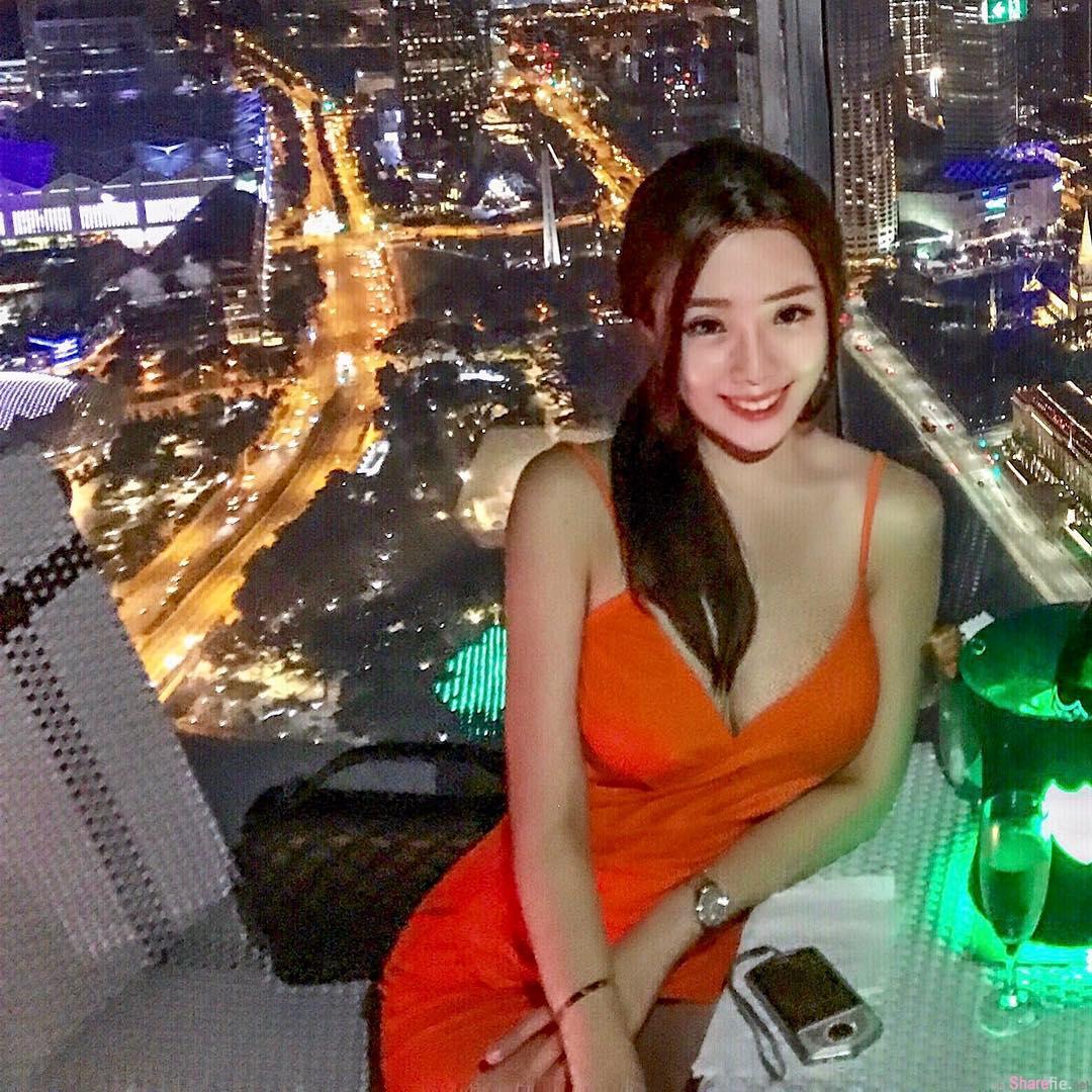 大马正妹Lynna Lin,世界最美女神