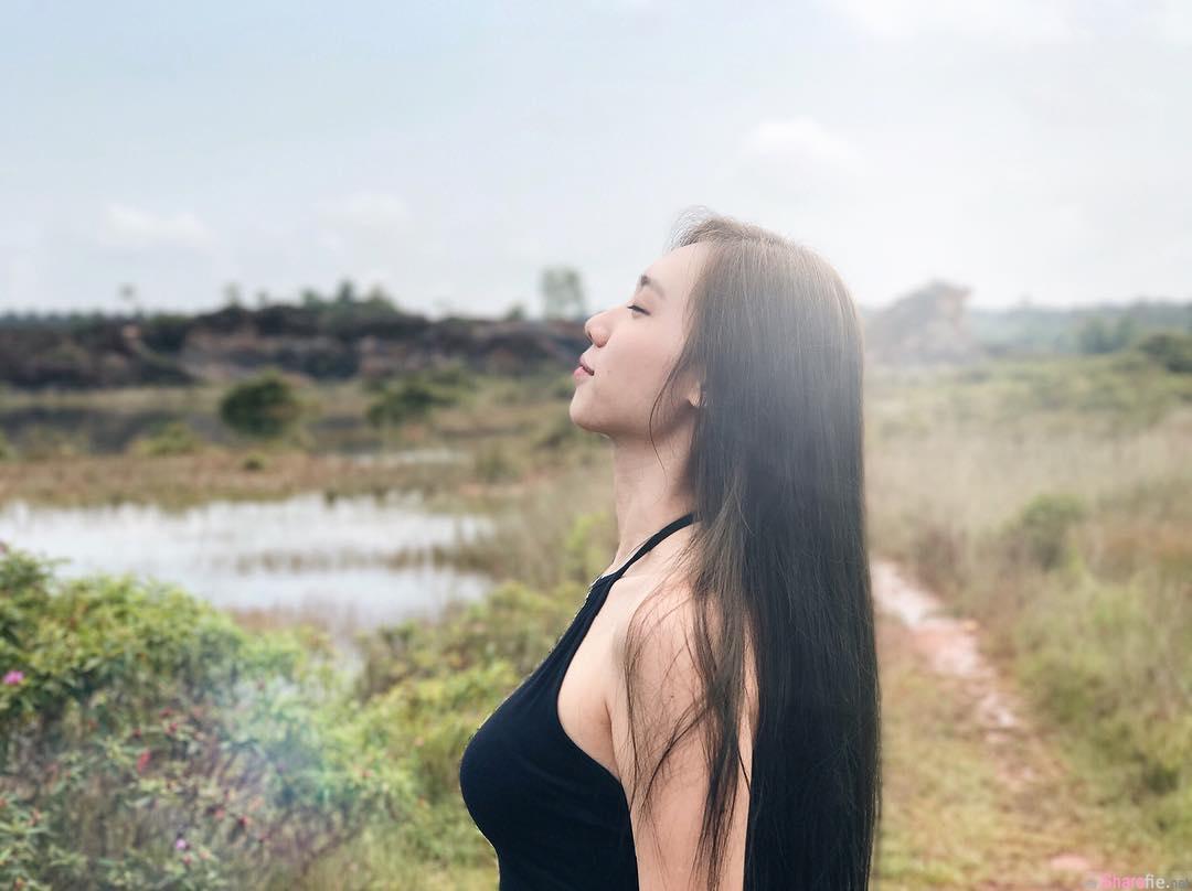 大马正妹Phinx Lim,魔鬼身材性感迷人