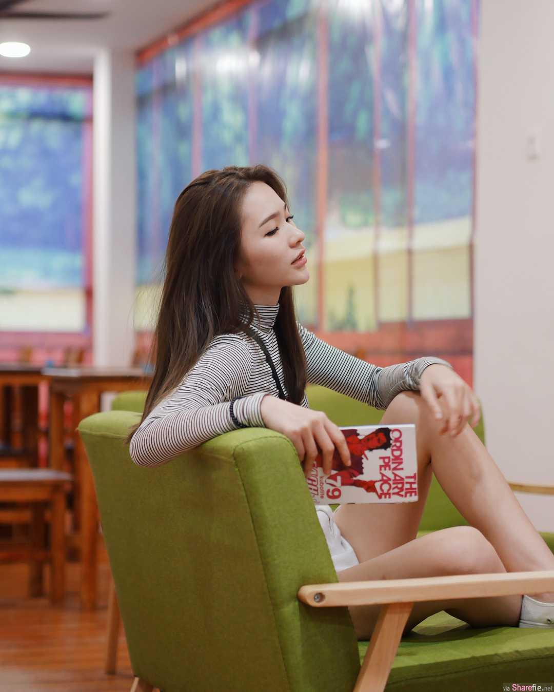 大马超正人妻Windy Chang,产后身材是「瘦到」全天下妈妈都羡慕她
