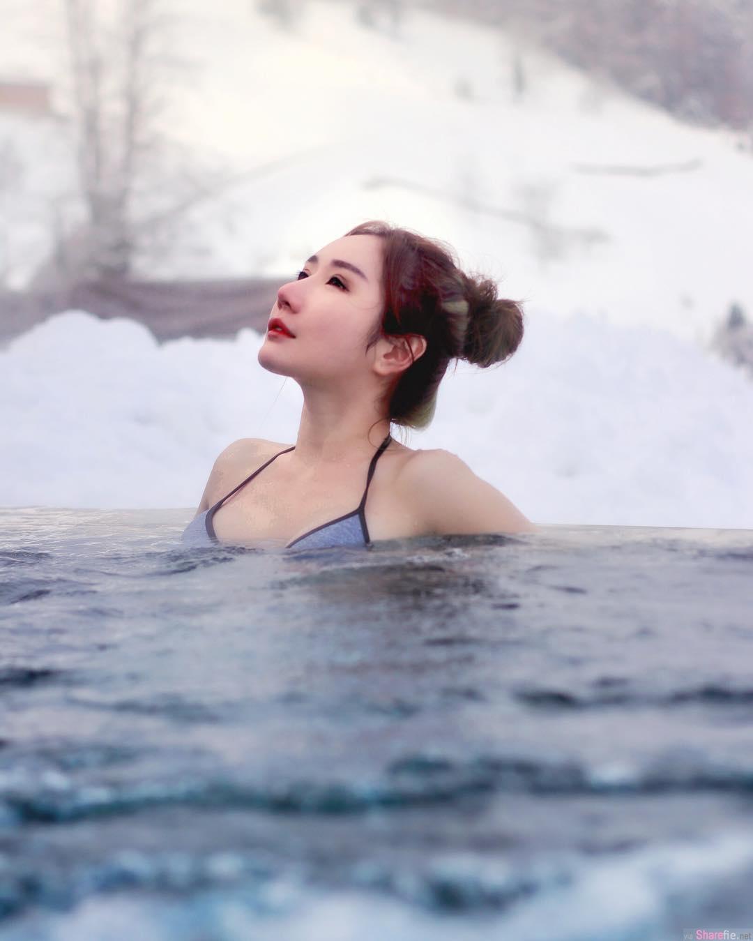 大马正妹JoanNe Ho,冬天里的一把火