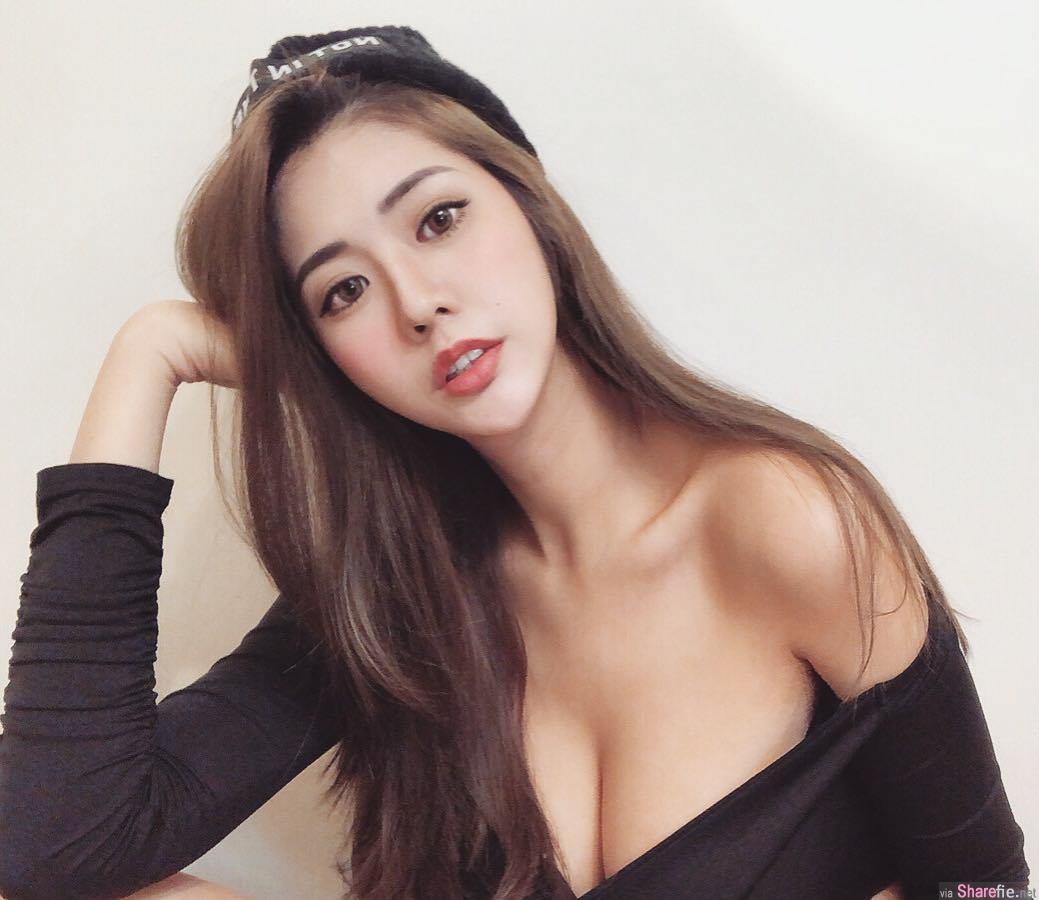 台湾正妹Jessie洁西,逆天美腿兇勐上围,一秒就恋爱了