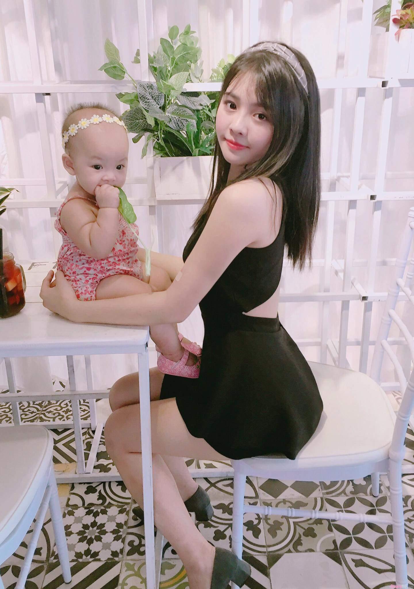 越南超正单亲妈妈Trang Nguyễn