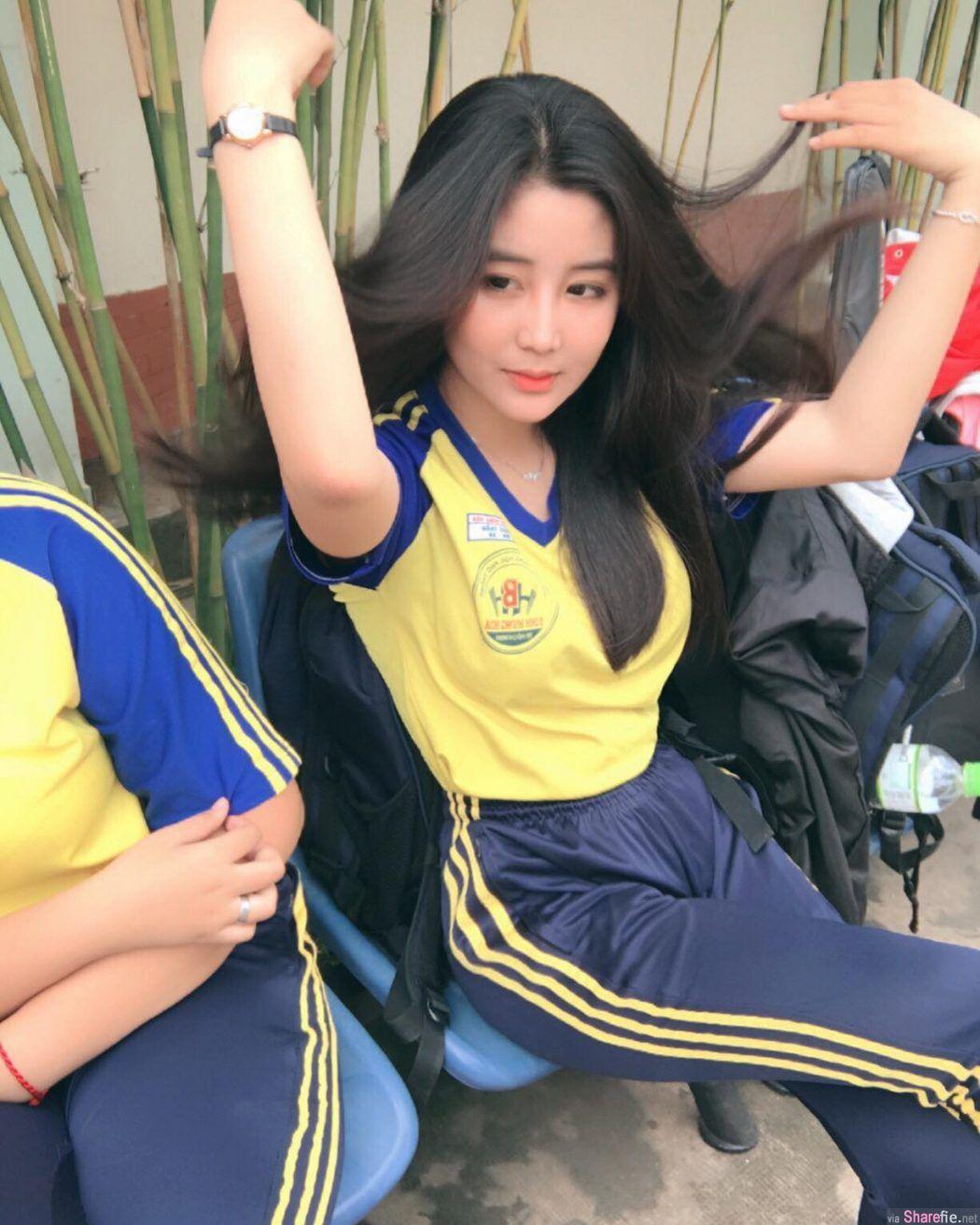 越南正妹Vo Ngoc Tran,16岁卜卜脆