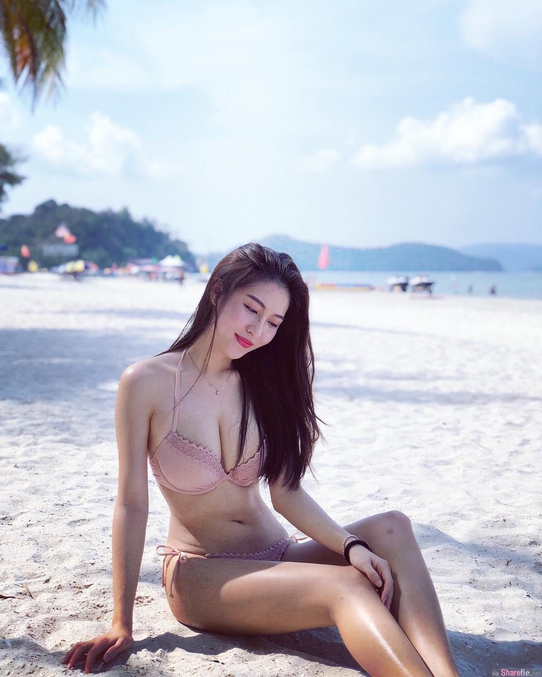 大马正妹Amily kuan,长腿甜姐儿