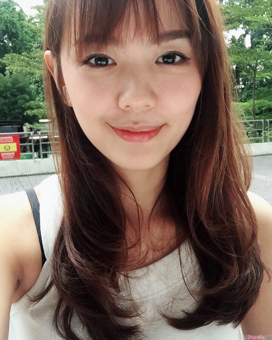 大马正妹邢慧,最暖心的笑容