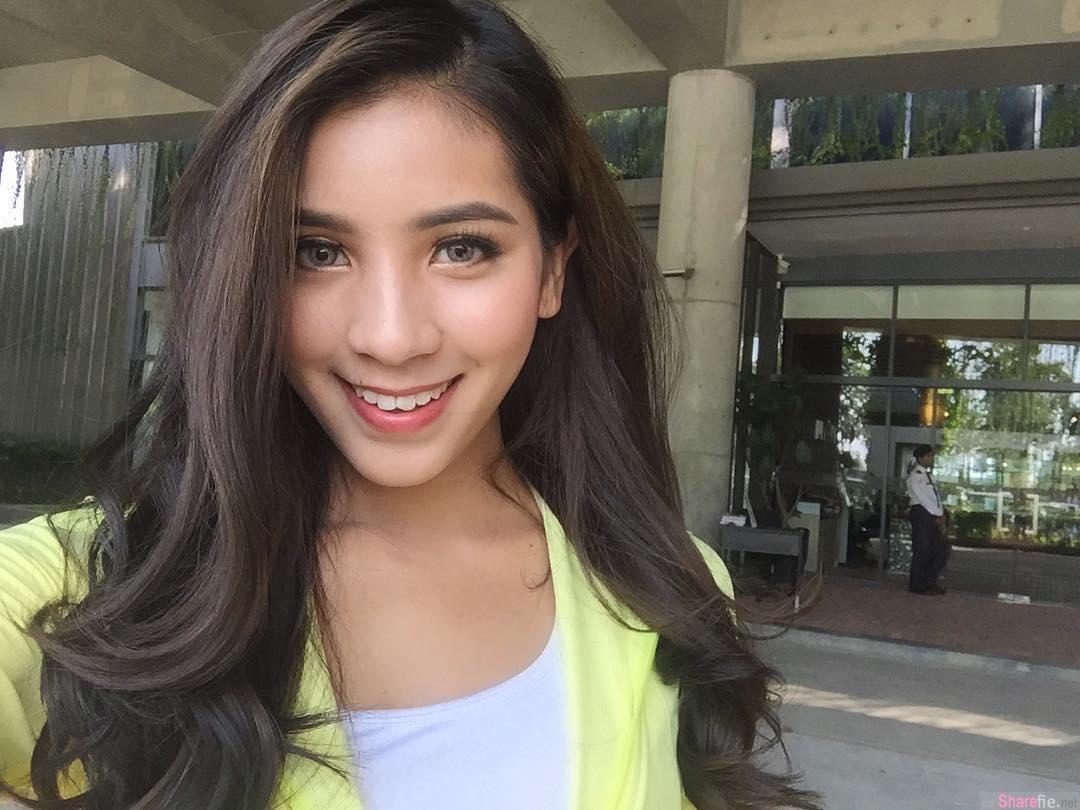 大马正妹Renee Loh,机场自拍服装太时尚,网友:那衣服是什么概念