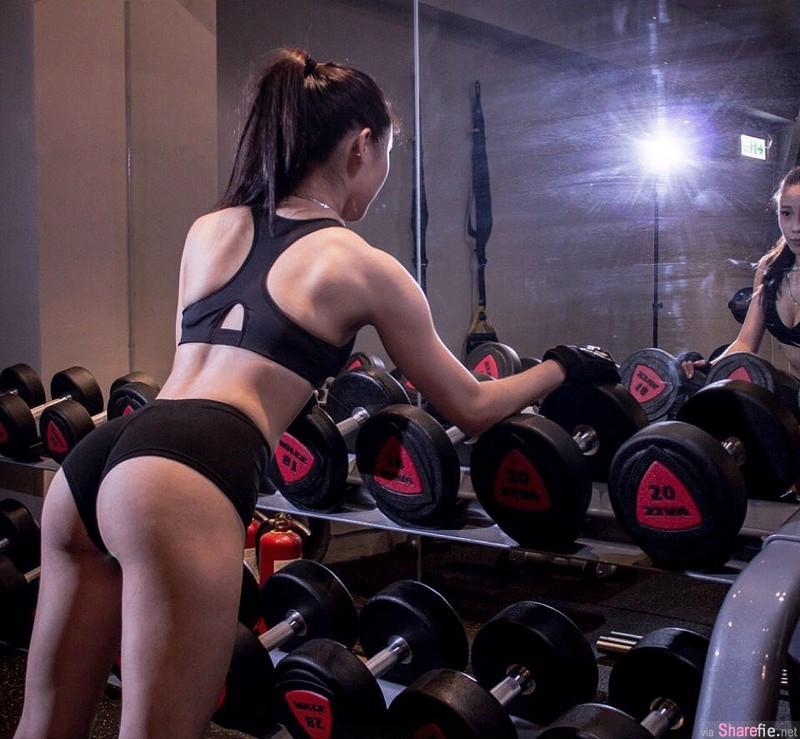 超辣私人健身教练,网友:一对一哪里可以报名
